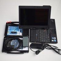 installieren bluetooth großhandel-vas5054 bluetooth Vas 5054a oki voller Chip ODIs 5.13 bereit, in Laptop X200t installiert für v-w Diagnose Scan-Tool verwenden