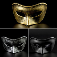 Wholesale black half masks for sale - Group buy 1Pc Party Masks For Adults Venice Masks Masquerade Performance Half Face Mask Halloween Christmas Party Ball