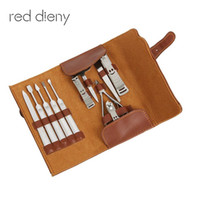 Wholesale group sets for sale - Manicure Set Professional Repair Nail Group Clipper Stainless Steel Pedicure Beauty Travel Manicure Sets Kit