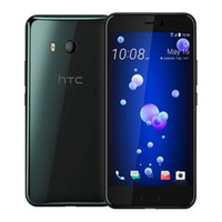 ingrosso sbloccare il singolo sim android-Refurbishe originale sbloccato HTC U11 vita 4G LTE telefono cellulare 3 GB di RAM 32 GB ROM 5,2 pollici Android singolo Sim 1920X1080 OctaCore 16.0MP telefono
