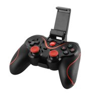 Wholesale win tablets resale online - GEN GAME X3 Wireless Bluetooth Gamepad Game Controller For IOS Android Smartphones Tablet Wins PC TV Box Game Joystick Gamepad