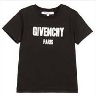 vieux vêtements pour garçons achat en gros de-2019 Nouveau Designer Marque 2-9 Ans Bébés Garçons Filles T-shirts Eté Chemise Tops Enfants Tees Enfants chemises Vêtements A01