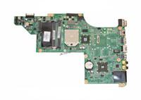 motherboard für hp dv6 großhandel-595135-001 Board für HP Pavilion DV6 DV6Z DV6-3000 Laptop-Motherboard mit AMD-Chipsatz