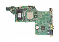 Wholesale 595135 board for HP pavilion DV6 DV6Z DV6 laptop motherboard with AMD chipset
