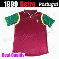 Wholesale portugal jerseys resale online - Retro Portugal ANDRE SILVA QUARESMA shirts home away football Soccer Jerseys S XL