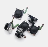 ingrosso 3d bastone analogico-Joystick 3D analogico Pulsante a bilanciere Stick analogico Leva del controller Sostituire per Nintend Switch NS Joy-Con W / Cavo flessibile