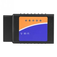 Wholesale obd2 wifi scanner resale online - Car Diagnostic Tool Auto Interface Scanner OBD2 for Android Phone WIFI Connect Accessories auto diagnostic scanner