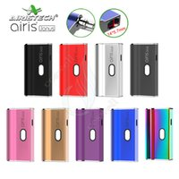Wholesale mod batteries for e cigs resale online - Authentic Airis Janus Vapes Battery Airistech in1 Suitable for Pods Thread Thick Oil Cartridges Vape pen Mods Vaporizers e cigs Kits