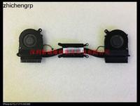 Wholesale laptop heatsink cooling fan online - For lenovo Yoga Pro laptop cpu cooling heatsink AT0S9001SS0 with Fan EG45040S1 C020 S9A EG450S1 C030 S9A