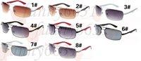 kadın için kaliteli gözlük çerçeveleri toptan satış-Yeni Varış Moda Erkekler Güneş Gözlüğü metal Çerçeve Kadın Gözlük Güneş Gözlükleri Yüksek Kalite Marka Tasarım unisex Güneş Gözlüğü ücretsiz kargo