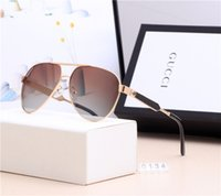 Wholesale restore ancient sunglasses resale online - High Quality Designer sport Sunglasses Luxury Restoring ancient Sunglasses Mens Fashion Driving Metal frame glasses UV400 with Box