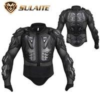 equipamento de corpo protetor venda por atacado-Motocicleta jaqueta de armadura da motocicleta armadura protetora armadura de corrida de moto jaqueta de motocross protetor de roupas guarda