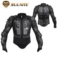 motosiklet yarış vücudu koruyucusu toptan satış-Motosiklet Ceket Motosiklet Zırh Koruyucu Dişli Vücut Zırh Yarış Moto Ceket Motocross Giyim Koruyucu Güvenlik