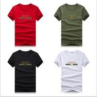 yarım kollu blazerler toptan satış-T-shirt tasarımcısı orijinal rokoko marka T-shirt erkek ve kadın pamuk rahat T-shirt gevşek blazer artı yağ boyutu tee lüks yarım kollu