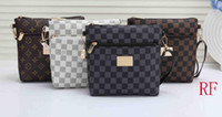 Wholesale fashion wall hanging resale online - new The European and American fashion female bag shoulder bag inclined shoulder bag Ms chain packag