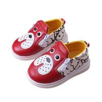 Wholesale shoes female princess resale online - 2018 Cute Female Children Shoes Princess Toddler Shoes Tendon Soft Bottom For Baby