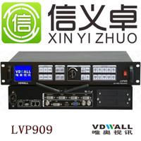 tela de vídeo exibida venda por atacado-O diodo emissor de luz LVP909 VDWALL conduziu o processador video da exposição para a tela do diodo emissor de luz de P3 P4 P5 P6 P8 P10