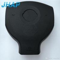emblema tiida venda por atacado-Tampa nova do airbag do excitador SRS para a tampa do airbag do volante de Versa Tiida (o emblema / logotipo inclui)