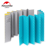 Wholesale foam sleep mat resale online - NatureHike Man Outdoor EVA Foam Camping Mat Ultralight Folding Sleeping Pad R value cm