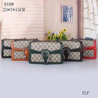 Wholesale brazilian clip sale for sale - Group buy 2019 hot sale women designer handbags luxury crossbody messenger shoulder bags chain mini bag good quality pu leather gucci