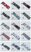 facas de estilo japonês venda por atacado-25 * 6 CM Estilo Japonês Sacos de Talheres De Palha Colher Faca Talheres Saco De Armazenamento Com Cordão Saco Portátil Ferramenta de Viagem