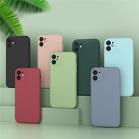 Wholesale fine iphone for sale – best Fine hole protection phone case For Apple iPhone XS Pro Max XR Dark green Soft silicone for iPhone Pro XR