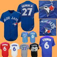 2f760fee2 Wholesale custom baseball jerseys online - Custom Toronto Blue Jays Jersey  Vladimir Vlad Guerrero Jr Jr