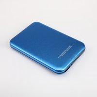 ssd katı hal toptan satış-Taşınabilir 2.5 inç SATA USB 3.0 SSD Harici HDD Katı Hal Sürücüler 60G