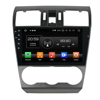 Wholesale subaru forester car for sale - Group buy For Subaru Forester GB RAM Octa Core din quot Android Car DVD Player RDS Radio GPS Bluetooth WIFI USB Mirror link