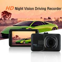 ingrosso guida visione notturna registratore hd-3 pollici HD Night Vision Driving Recorder 1080P Car DVR Videoregistratore Videoregistratore automatico Scheda di memoria HHA208