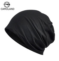 Wholesale liner spring for sale - Group buy 2019 Casual Beanie Men Women Spring Summer Lightweight Thin Hat Helmet Liner Cotton Face Mask Sports Cycling Hat Breathable