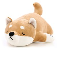 Wholesale animal shaped cushions for sale - Group buy Cute Dog Shape Cushion Plush Toys Stuffed Soft Animal Cartoon Pillow for Home Office Lovely Gift for Children Shiba Inu Kawaii
