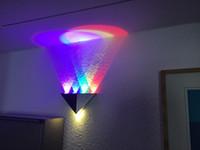 Vendita allingrosso di sconti lampada da parete a sfera a led in