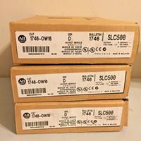 ingrosso valvola a sfera dn15-Brand New Factory sigillato per Allen Bradley 1746-OW16 SLC 500 Ser D Modulo di uscita PLC + un anno di garanzia consegna veloce