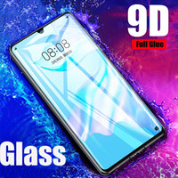 huawei ekran koruyucusu filmi toptan satış-Huawei ve 2019-2015 Y3 Y5 Y6 koruyucu film için Yüksek Kaliteli 9D temperli cam Ekran koruyucu