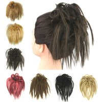 Wholesale fashion wire ring resale online - Hot Sale Trend Hair Ring High Temperature Wire Hair Dryer Popular Hair Accessories Flower Bud Fashion Top jooyoo