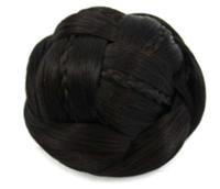Wholesale chignon for sale - 17 New hair bag high grade silk professional hairpin bride hair fluffy short curly hair ball hairpin