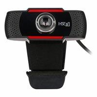 горячие видео веб-камера оптовых-ГОРЯЧАЯ USB 2.0 ПК Веб-Камера 640X480 Запись Видео HD Веб-Камера С MIC Клип для Компьютера ПК Ноутбук Skype MSN Перевозка груза падения