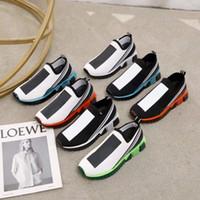 calcetines voladores al por mayor-zapatos deportivos de gel y jalea, transpirables, tejidos de tejido transpirable, zapatos para hombres y mujeres, calcetines, colores múltiples
