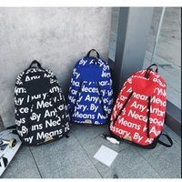 Wholesale backpack stitching for sale - fashion brand backpack designer backpack handbag high quality stitching backpack school bags outdoor bags