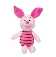 ingrosso i maiali dei bambini giocano i capretti-Simpatico peluche Mini Maialino Peluche Animali di peluche 22 cm Giocattoli per bambini per bambini Regali per bambini