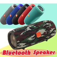 beste mini-lautsprecher für telefon großhandel-Drahtlose Beste Bluetooth JBL Charge 3 Lautsprecher Wasserdichte Tragbare Outdoor Mini Column Box Lautsprecher Design Für Telefon Schnelles Schiff