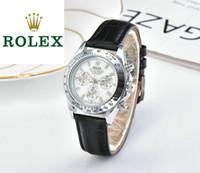 мужская кожаный ремешок для часов оптовых-Лучшие продажи взрыва бизнес случайные оригинальные импортные кварцевые часы натуральная кожа ремешок для часов наручные часы мужские часы бесплатная доставка