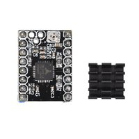 Wholesale driver 3d printer for sale - Group buy Freeshipping D Printer Part Ultra Silent TMC2208 V1 Stepper Motor Driver Module With Heatsink For Control Board MKS GEN V1 Ramps