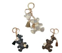 Wholesale gold keychains for men for sale - Group buy 2019 Top quality Luxury Keychain Cirle Fashion Car Keychains Stainless Steel Designer Keychain for Gifts