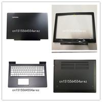 lenovo ideapad clavier achat en gros de-Nouveau Ordinateur portable d'origine Lenovo 700-15ISK IdeaPad 700-15 arrière / cadre d'écran avant + écran lcd + repose-poignet / clavier + cache de base