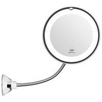 beleuchtete spiegel großhandel-Flexibler Schwanenhals 11,5