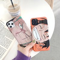 Wholesale silicone cases for cell phones online – custom For Iphone Pro Phone Case Xs Max Xr Cartoon Blocking Face X Plus Braided Silicone Soft Cell Phone Cases