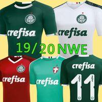 brasil jersey verde venda por atacado-CLEITON 19 camisa 20 Mulher Brasil 2019 Palmeiras SOCCER JERSEY Brasil Home Green Dudo G.JESUS JEAN ALECSANDRO Palmeiras JERSEYS ALLIONE