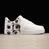 sapatos casuais para homens venda por atacado-TOP SUP CDG Tênis De Basquete Designer Exclusivo de Moda Branco Levando Preto Das Mulheres Dos Homens de Skate Sapatos Casuais Sapatilhas